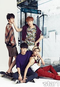 Star1 Magazine - INFINITE
