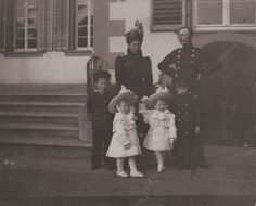 Государственный архив Российской Федерации - ГАРФ - Альбом семьи Романовых. Часть 1
