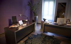 PROGETTO BIANCO @ Milano. Milano, Corner Desk, Interior Design, Furniture, Home Decor, Corner Table, Nest Design, Decoration Home, Home Interior Design