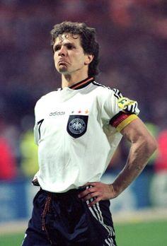 Andreas Möller - Eintracht Frankfurt, Borussia Dortmund, Juventus, Schalke 04, Germany.