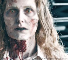 zombies & the walking dead on AMC....my guilty pleasure....