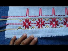 Swedish Weaving, Crochet Square Patterns, Sewing Lessons, Sewing Clothes, Good Movies, Smocking, Hand Embroidery, Diy And Crafts, Outdoor Blanket