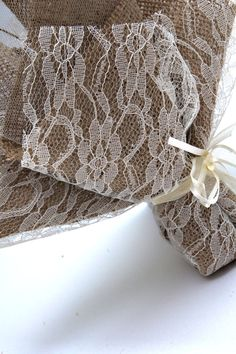 Burlap, Favors, Reusable Tote Bags, Wedding Ideas, Weddings, Presents, Hessian Fabric, Host Gifts, Mariage