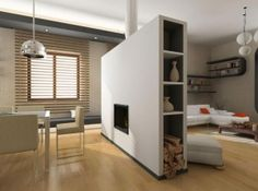 Moveable room divider