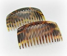 Check out our hair comb plastic selection for the very best in unique or custom, handmade pieces from our decorative combs shops.