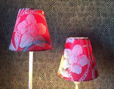 Sue Holman artist maker print Artisan lampshades www.sueholman.com