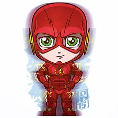 Barry Allen⚡️The Flash!! ⚡️⚡️⚡️ Last but certainly not least!! #TheFlash…
