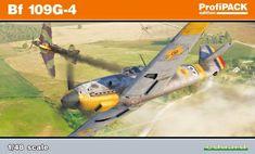 Eduard Kits 1:48 Profipack - Bf 109G-4 EDK82117 #Eduard