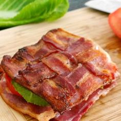 The No Bread BLT - Step Away From The Carbs
