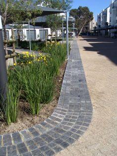Quarry Double Cobbble in Raven. Somerset West, Driveway Design, Best Web, Roads, Raven, Landscape, Scenery, Road Routes, Ravens