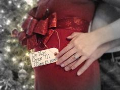 christmas photo ideas for unborn baby - Google Search