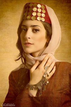 Հայ աղջիկ | Armenian girl Foto Atelier Marshalyan - Yerevan Armenia