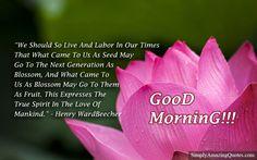 Good Morning #MorningPost #MorningQuote #MorningText #Morning #GoodMorning #InspirationalQuotes #MotivationalQuotes #LovelyQuotes #QuoteOfTheDay #ThoughtOfTheDay #QuotePics #Quotes #Quote #Saying #MondayMotivation  https://goo.gl/ZGSpHH