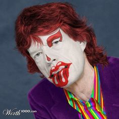 Clowning Around 7 - Worth1000 Contests         A rolling Clown