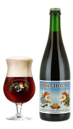 N'ICE CHOUFFE N'Ice CHOUFFE is speciaal gebrouwen om in de winter van de genieten. Door het sterke bruine karakter is dit een ideaal speciaal biertje om de winter mee door te komen. N'Ice CHOUFFE is ongefilterd en zowel hergist op vat als fles. Zit vergoten in een mooie grote fles van 75 CL. https://bierrijk.nl/n-ice-chouffe-75-cl