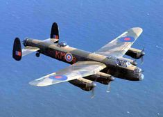 This page is dedicated to the Avro Lancaster, British bomber of World War 2.