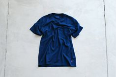 THE NORTH FACE PURPLE LABEL / Mesh H/S Pocket Tee