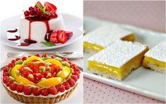 4 Μοναδικές συνταγές για δροσιστικά γλυκά που θα λατρέψεις! | ediva.gr Cheesecake, Deserts, Dessert Recipes, Food And Drink, Sweets, Cooking, Art, Kitchens, Sweet Pastries
