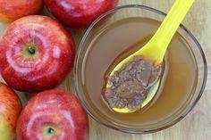 Welchen Effekt hat das Trinken von Apfelessig mit Honig am Morgen?
