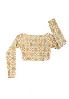 MANI JASSAL - JUTE EMBROIDERED TOP