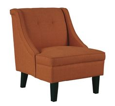 Clarinda Accent Chair- perfect little reading chair or bedroom accent. available in 4 colors