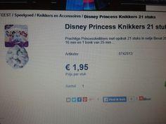 Knikkers prinses
