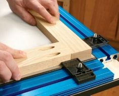Here's one surefire way to make sure your assemblies go together square. #woodworkingtips