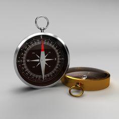 Compass by Flaviu Nicolae-Popa, via Behance