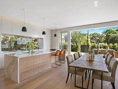 "209 Likes, 5 Comments - Adrian Bridges (@adrianbridgesmcgrath) on Instagram: ""A stunning Corben Architects and Tess Regan designed home. 12 Lennox Street, Mosman, NSW Sold by…"""
