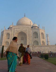 Taj Mahal Nov. 2013 by Susanne Lindner