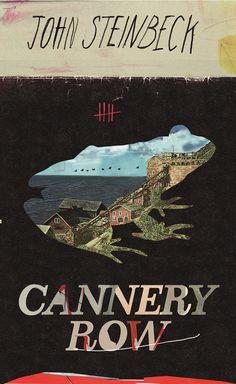 Cannery Row  // John Steinbeck