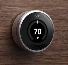 Amaaaazing idea. A thermostat that watches YOU and adjusts the temperatures. What??