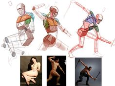 Analytical Figure Drawing - CGMA 2D Academy | Kristian Larsen