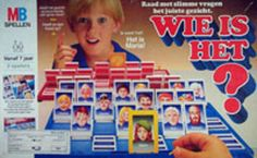 Zgadnij kto to – recenzja gry 90s Childhood, My Childhood Memories, Sweet Memories, 90s Toys, Retro Toys, Vintage Toys, Good Old Times, Old Love, Online Gratis