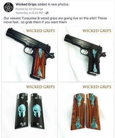 Hand Guns, Wicked, Cool Stuff, The Originals, Random, Tattoos, Firearms, Pistols, Tatuajes