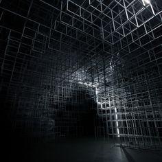 Serpentine Pavilion - United Visual Artists