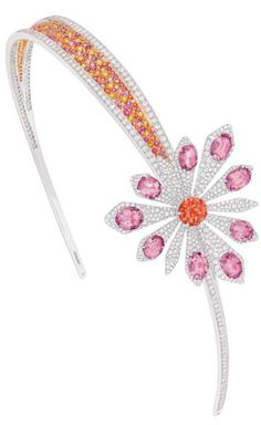 {Jewel Worthy} Chaumet Vendôme tiara (price on request; Chaumet) HT