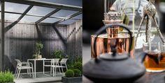 gop Veggtilslutning - gop Exterior, Landscape, Garage, Design, Mood, Lily, Carport Garage, Scenery, Garages