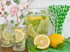 Gurkenwasser: Trinken Sie sich schlank und fit