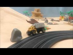 diecast car stories for kids on youtube using matchbox cars the two trucks and
