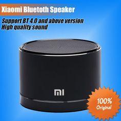 Aliexpress.com: Comprar Original Xiaomi altavoz Bluetooth Xiaomi Mini Wireless Speaker BT 4.0 12 horas mucho tiempo para Xiaomi Apple y Android teléfono de altavoz camisa fiable proveedores en Hongkong WILL VAST