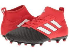 adidas Ace 17.3 Primemesh FG (Red/Footwear White/Core Black) Men's Soccer Shoes