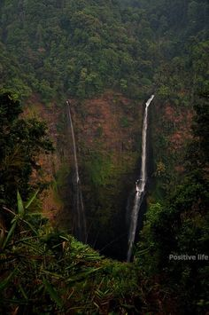 Tad Fan waterfall, Laos |Pinned from PinTo for iPad|