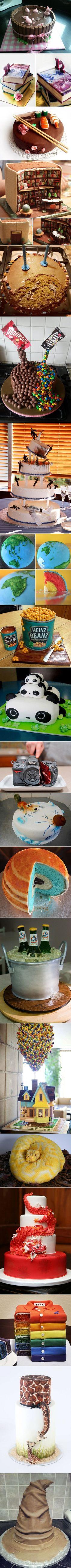 20 torta amit nem lenne szíved felvágni IGAZ!!!
