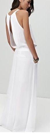 lovely opened back dress