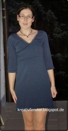 TOM TAILOR Denim Damen P/ünktchen Kleid
