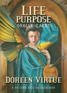 LIFE PURPOSE ORACLE CARDS by Virtue, Doreen