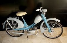 NSU Quickly #moped  My dad had 4 or 5 of them, I really like those mopeds :-)!