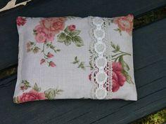 Rózsás, romantikus meggymag párna, Mindenmás, Meska Throw Pillows, Toss Pillows, Cushions, Decorative Pillows, Decor Pillows, Scatter Cushions