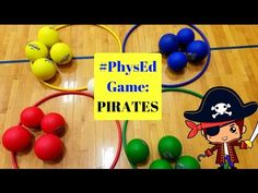 6 Of The Best Physical Education Games - YouTube